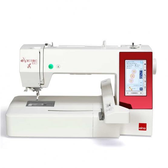 eXpressive 830L Stickmaschine