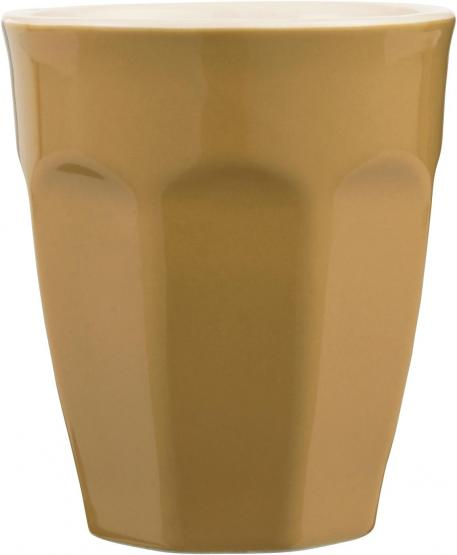 IB Laursen Cafe latte Becher Mynte Mustard