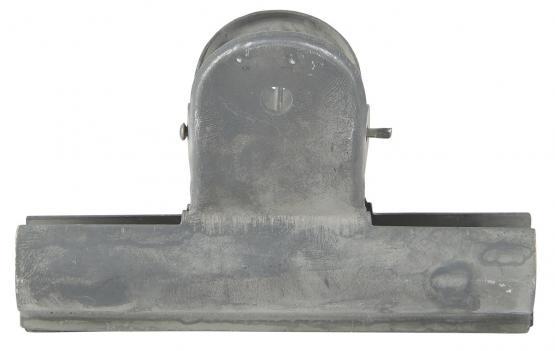 IB Laursen Dokumentenklammer groß grau